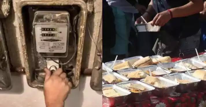 Κόβουν το ρεύμα με συνοδεία ΜΑΤ σε σπίτια φτωχών οικογενειών με παιδιά που παίρνουν φαγητό από συσσίτια