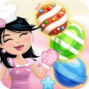 candy%2B1 Candy Cookie Hero Jam – Android App Featured Review Apps