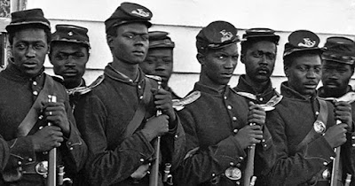 U.S. Colored Troops from the Civil War