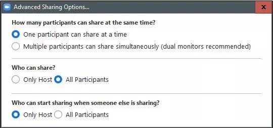 cara share screen di zoom meeting-6
