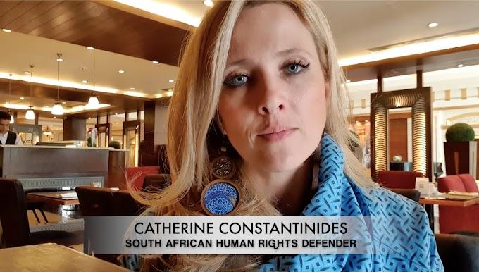 Constantinides critica la posición de Francia ante la continúa ocupación del Sáhara Occidental, el saqueo de sus recursos y la violación de la legitimidad internacional.