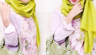 Tips Jilbab Kerudung Cantik