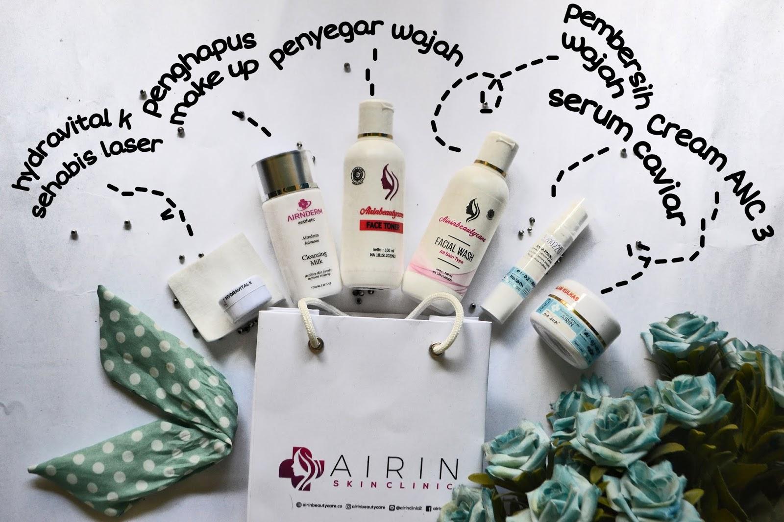 Review Laser Biaxis Untuk Pigmentasi Di Klinik Airin Beauty Care Kemang Jakarta