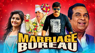 Malligadu Marriage Bureau 2014 Hindi Dubbed 720p WEBRip