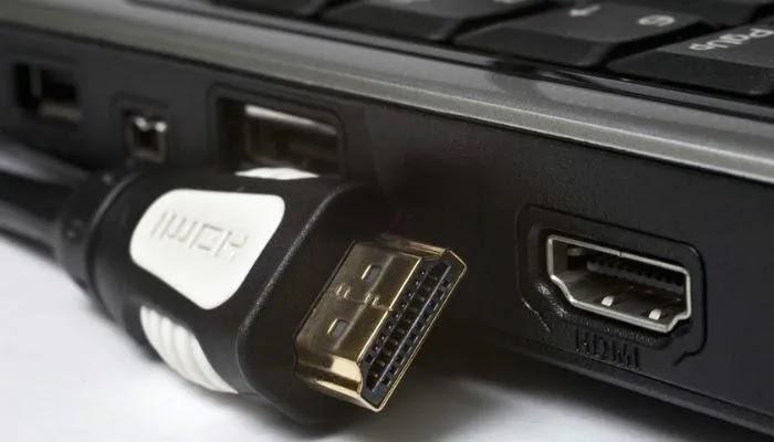 جهاز كمبيوتر إلى تلفزيون HDMI