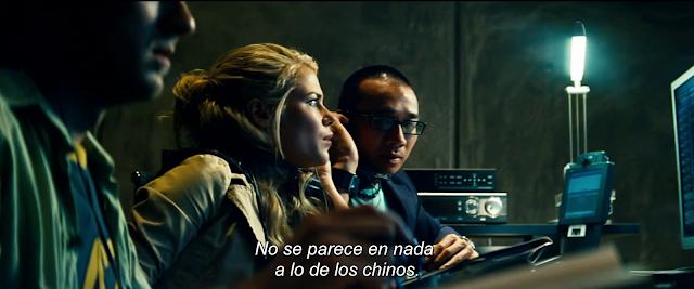 Transformers 1 2007 UHD 4K Español Latino Inglés cap 3