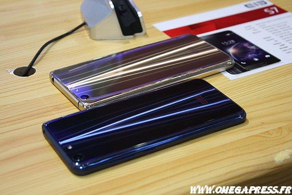 Enfin le fameux Elephone S7