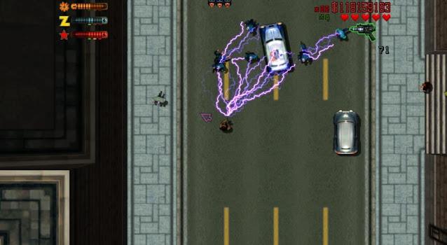 Imagem do GTA 2