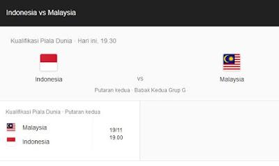 Timnas Indonesia Vs Malaysia, Duel Sengit Rival Abadi di Kualifikasi Piala Dunia 2022