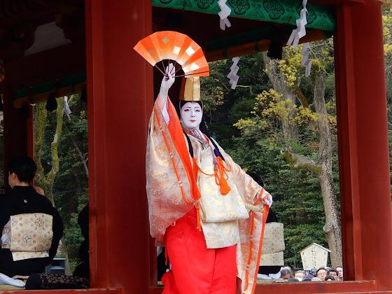 2021静の舞~鎌倉まつり:鶴岡八幡宮で舞った静御前~