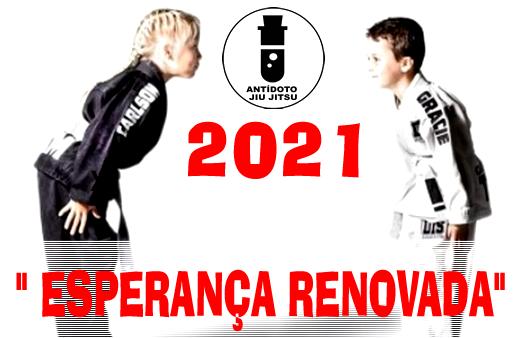 Jiu Jitsu KIDS em 2021, e agora?