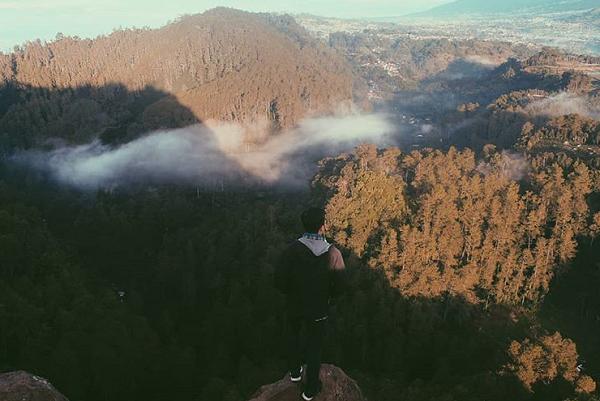 Foto Tempat Wisata Tebing Keraton Bandung