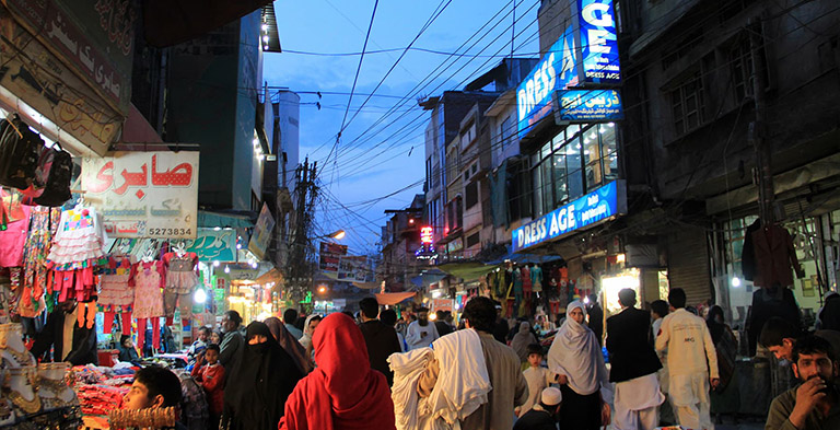 Peshawar Tourist attractions in Pakistan