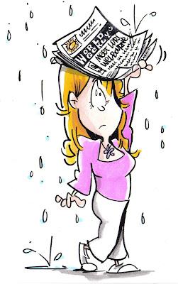 Ini Dia Tips Menjaga Stamina di Musim Hujan