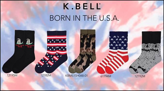 Java John Z's : K  Bell Men's Socks Review
