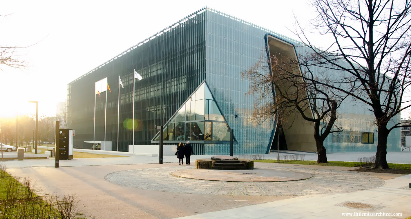 Muzeum Historii Żydów Polskich, zdjęcia