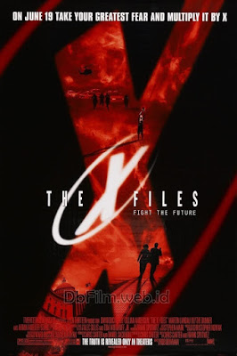 Sinopsis film The X Files (1998)