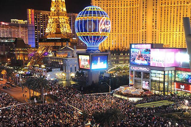 Dicas de Las Vegas: Lugares para passar o ano novo