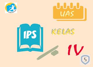 Latihan Soal Ulangan Akhir Semester Genap IPS Kelas 4 SD K13 2019