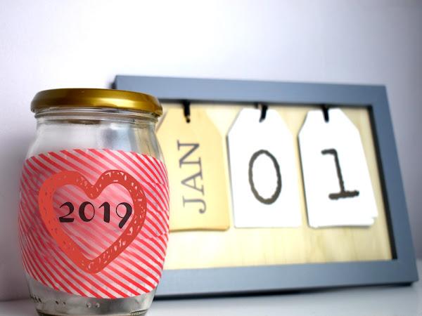 DIY Rememberlutions Jar