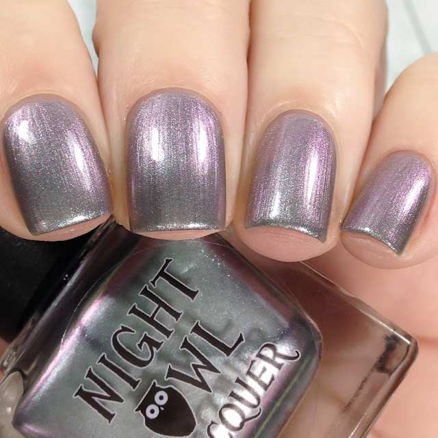 Night Owl Lacquer-Where The Mountains Sing
