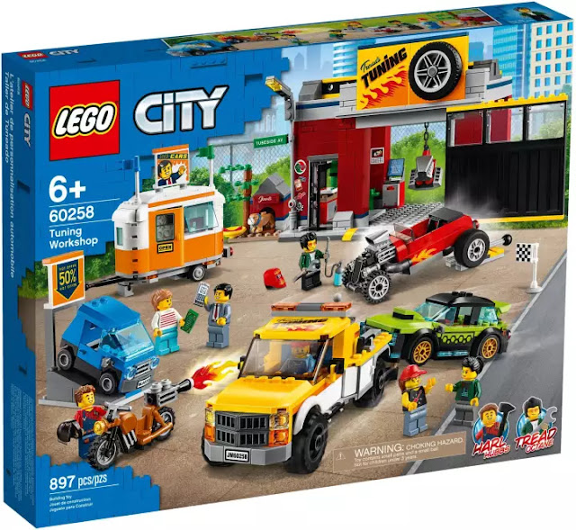Lego Mobil