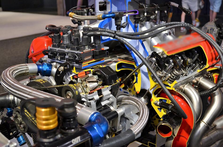Why don't Formula 1 Cars Use Superchargers