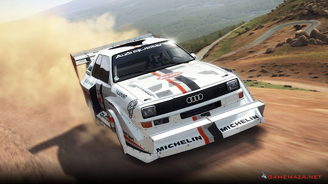 Dirt Rally Gameplay Screenshot 4