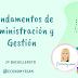 Libro/diapositivas Fundamentos de Administración y Gestión (FAG)