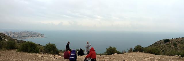 Vistas desde Serra Grossa
