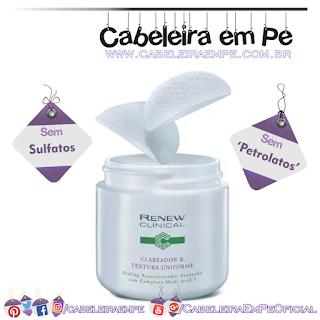 Peeling Rejuvenescedor Avançado Renew Clinical - Avon (Sem Sulfatos, Sem Petrolatos e com Silicone Solúvel)