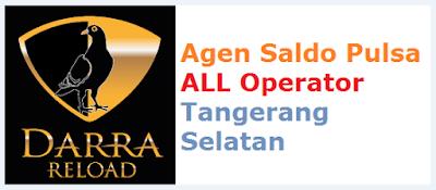 Agen Saldo Pulsa ALL Operator Tangerang Selatan