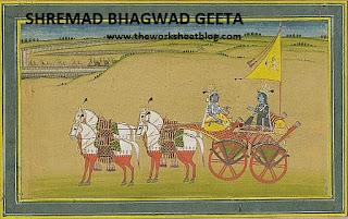 भगवद गीता | Bhagavad Gita in Hindi,English and Telgu PDF Free Download