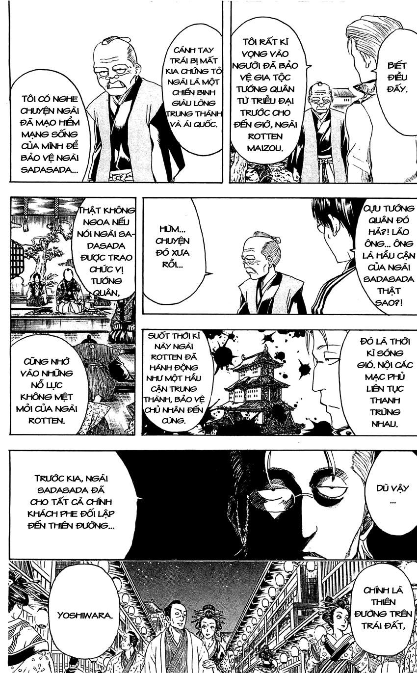 Gintama Chap 388 page 7 - Truyentranhaz.net