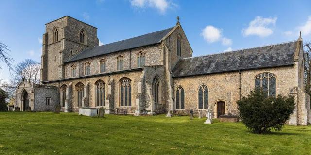 St Mary's Church, South Creake