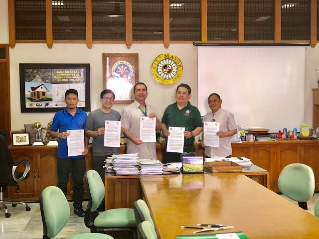 ICT Jobs MOA Inked For San Carlos