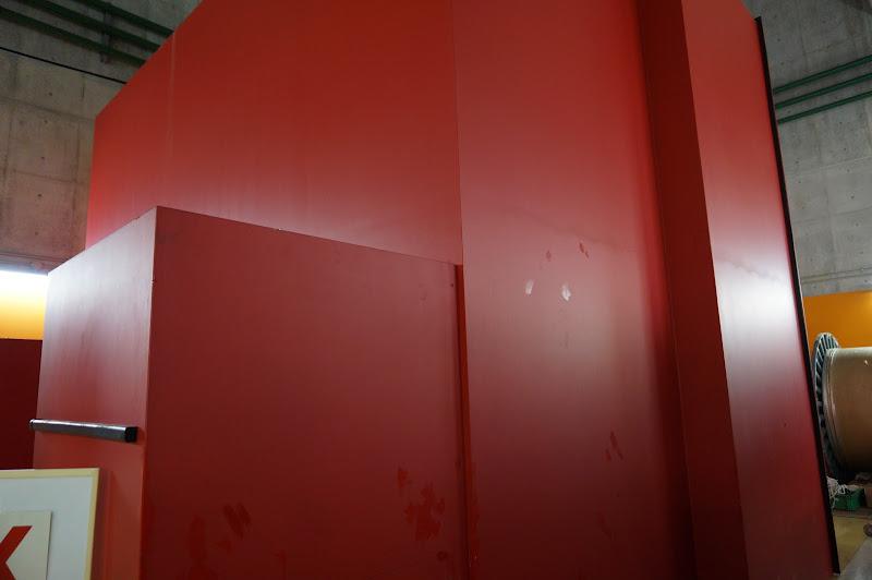 和光理研の搬入扉