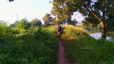 Trek Sepeda Cibeureum Bekasi