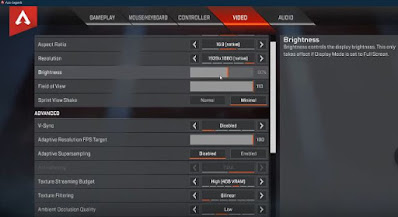 Best Graphics Settings, Run Apex Legends, Old PC