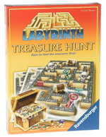 http://theplayfulotter.blogspot.com/2015/03/labyrinth-treasure-hunt.html