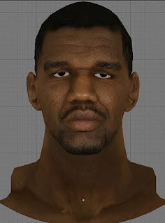 NBA 2K13 Greg Oden Cyberface Mod