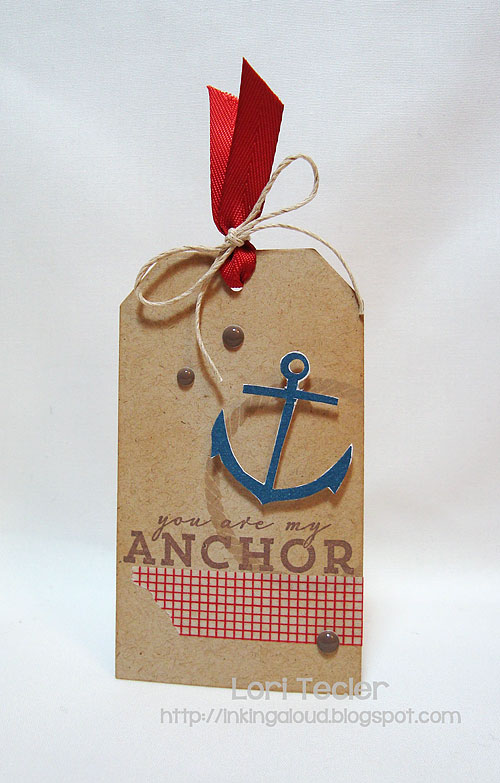 You Are My Anchor-designed by Lori Tecler-Inking Aloud-stamps from Waltzingmouse Stamps