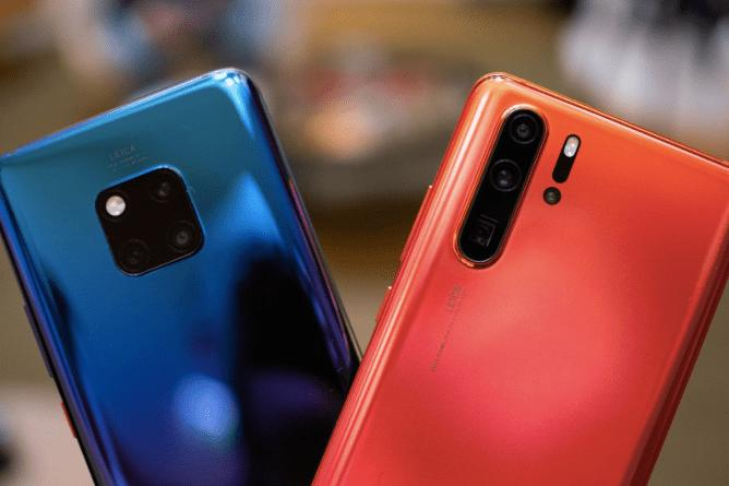 Huawei P30 Pro smartphone chinese technology manufacturer www.ipagenews.com