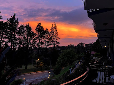 Cameron Highlands Resort tanah rata