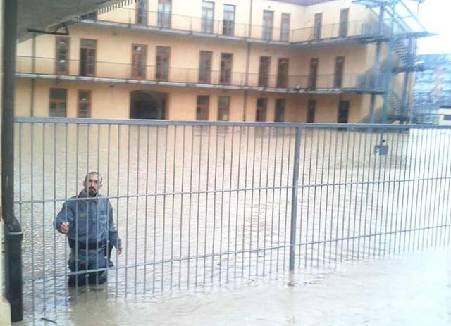 caserma forestale ceva alluvione 2016 tanaro