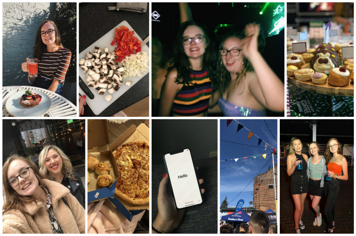 A lifestyle roundup of my week at university featuring all I've bought, watched, eaten, seen and been up to. Featuring an abba night out, buying an iPhone X, a Macmillan coffee morning and the best brunch in Southampton