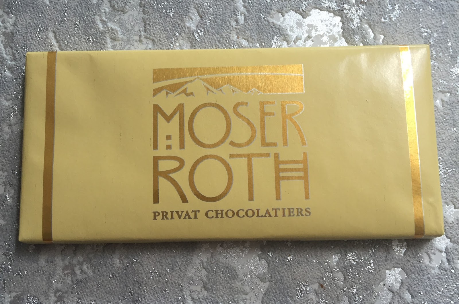 Archived Reviews From Amy Seeks New Treats: Moser Roth Madagascan