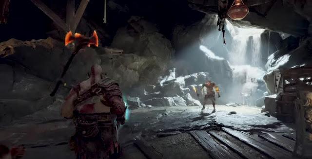 الكشف عن عرض جديد لأسلوب اللعب من إصدار God of War