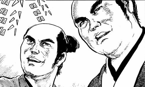 Hanzou no Mon Chap 64 - Phần 3