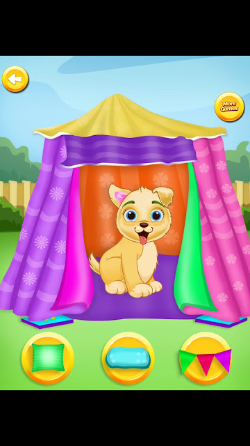 Puppy Pet Daycare Game Review 1080p Official Baby Maria
